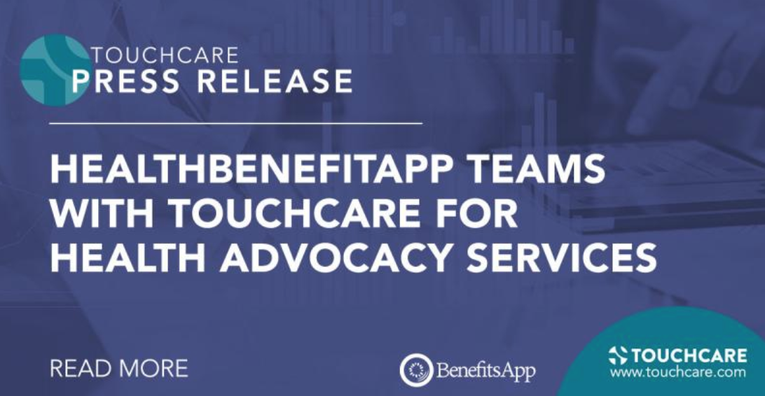 HealthBenefitApp Press Release