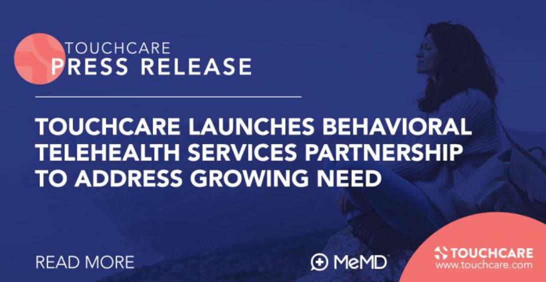 MeMD Press Release